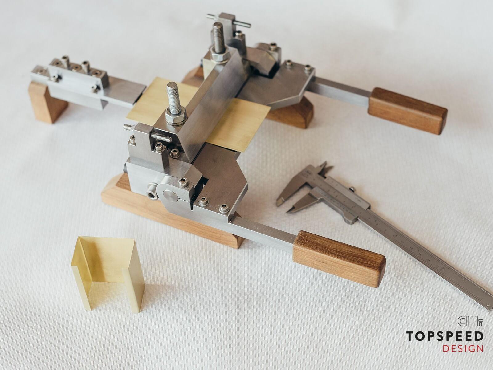 Feinmechanik | Topspeed Design by Bernhard Schmidt