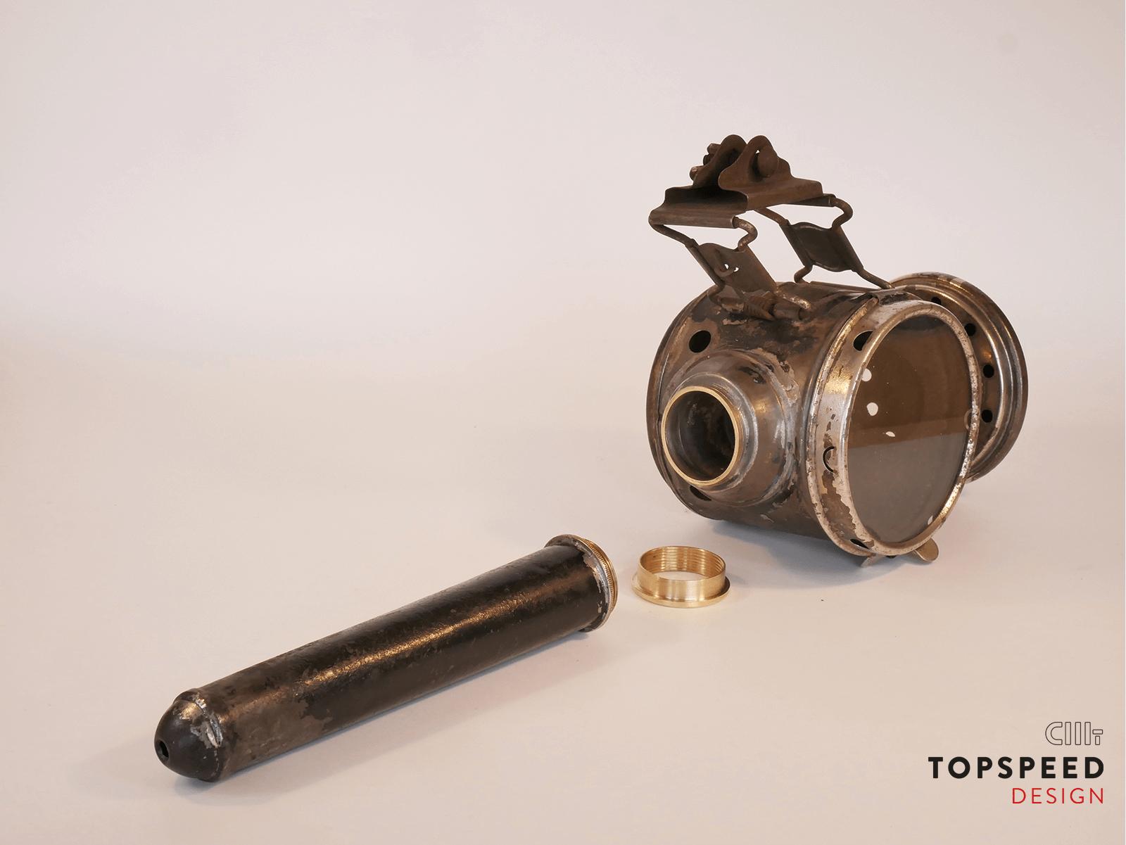 Lampendoktor | Topspeed Design by Bernhard Schmidt