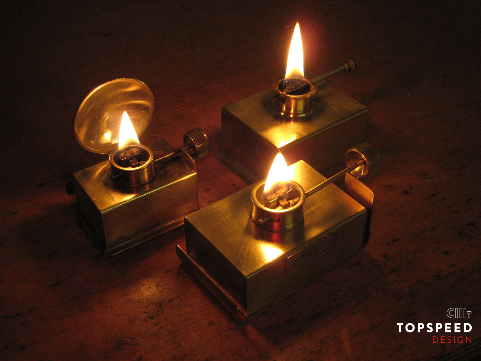 Öllampen | Topspeed Design by Bxernhard Schmidt