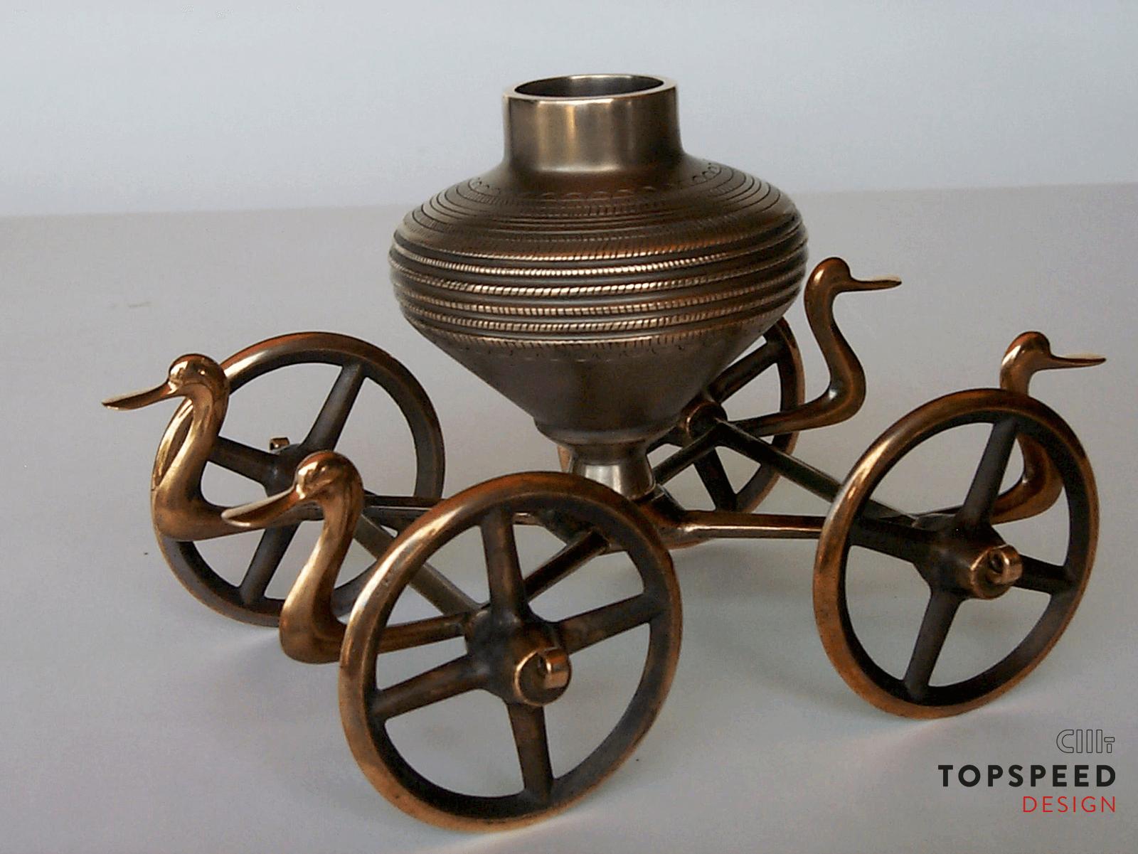 Acholzhauser Kesselwagen| Topspeed Design by Bernhard Schmidt