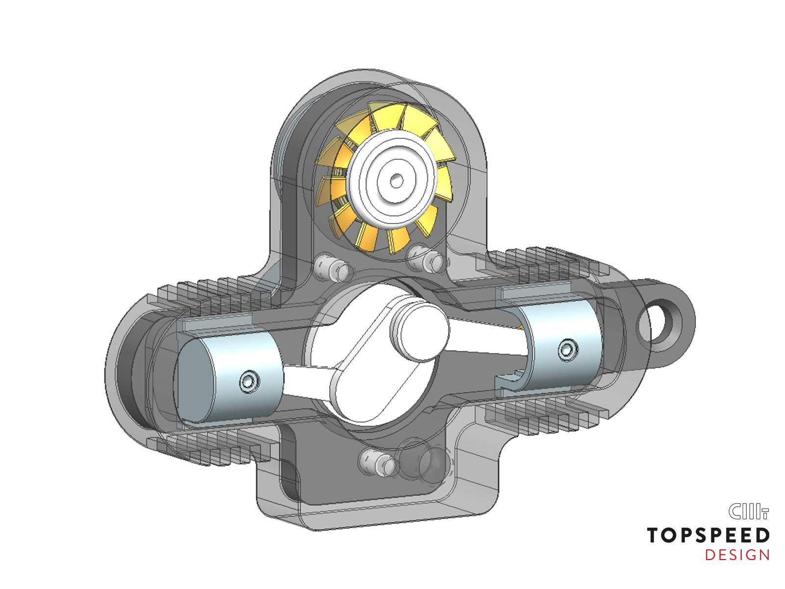 Schlüsselanhänger mit Wunsch-Gravur | Topspeed Design by Bernhard Schmidt