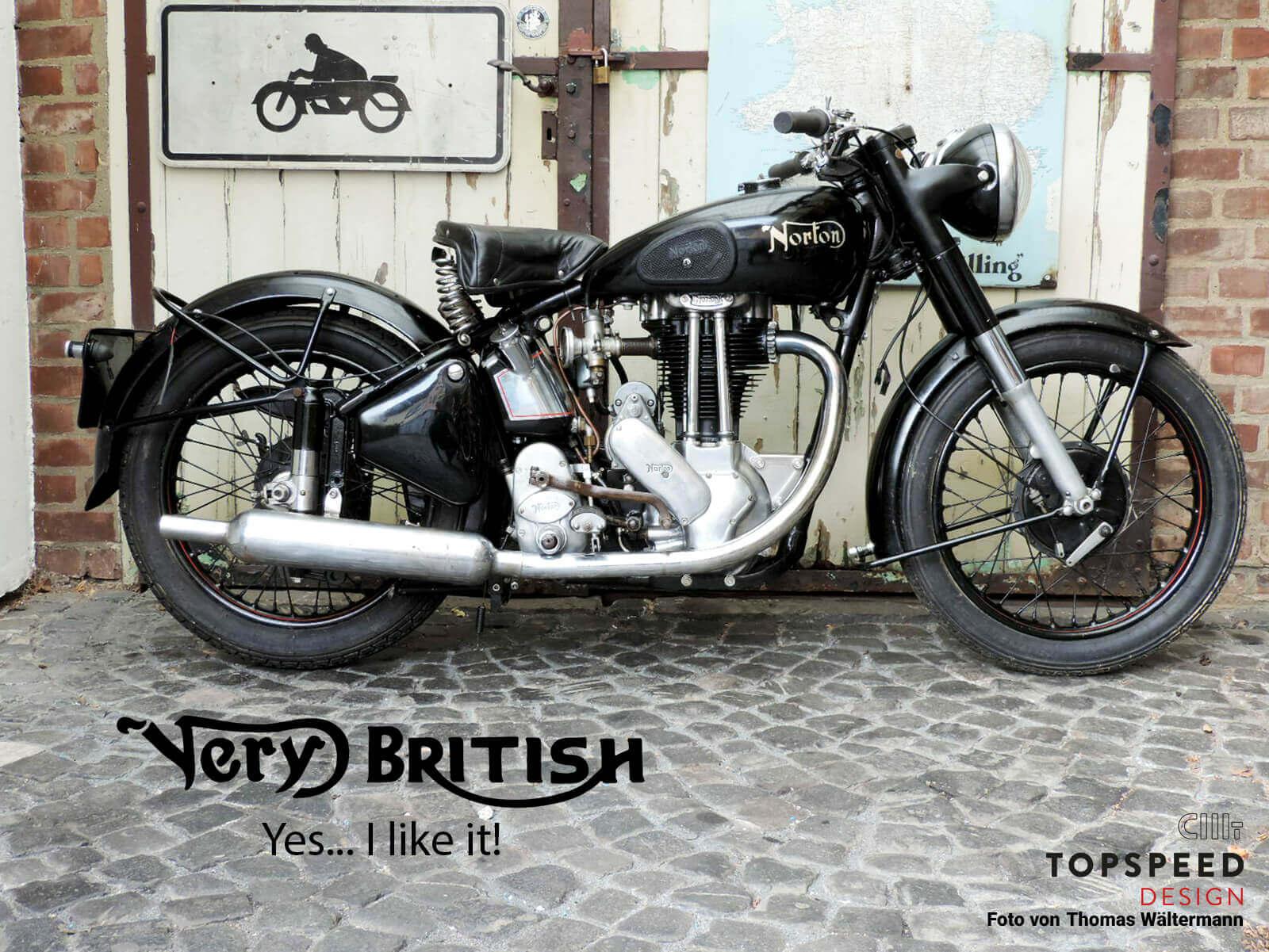 Very British Yes...I like it! | Topspeed-Design by Bernhard Schmidt