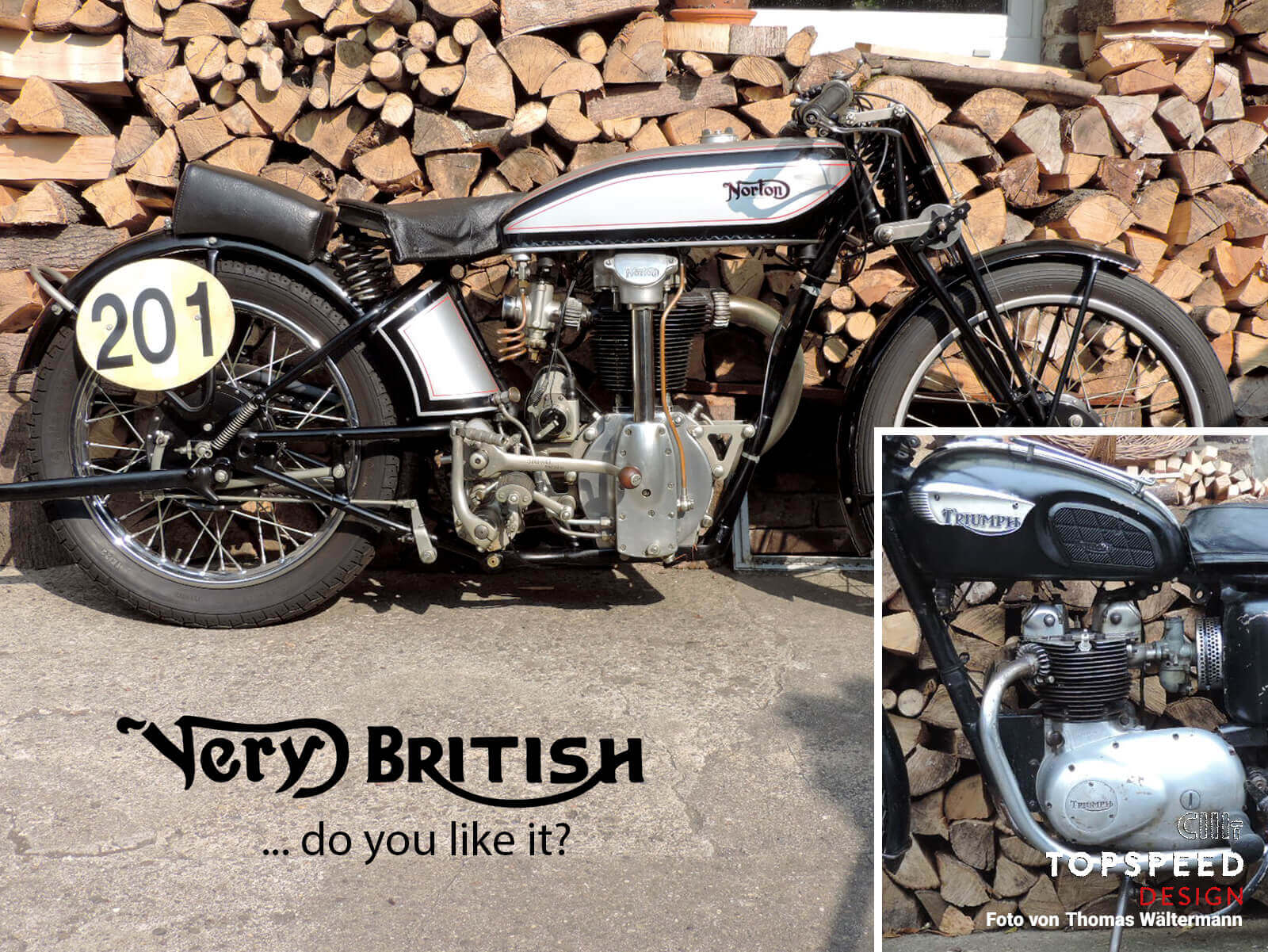 Very British...do you like it? | Topspeed-Design by Bernhard Schmidt